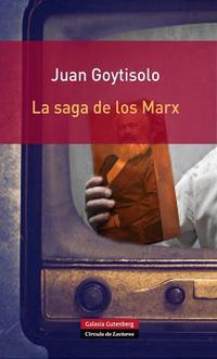 Libro LA SAGA DE LOS MARX