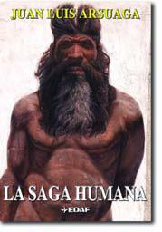 Libro LA SAGA HUMANA