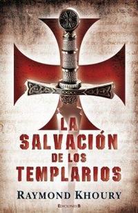 Libro LA SALVACION DE LOS TEMPLARIOS