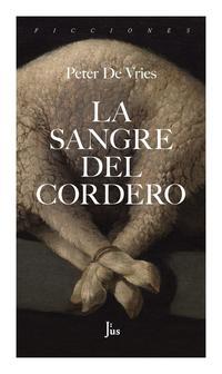 Libro LA SANGRE DEL CORDERO