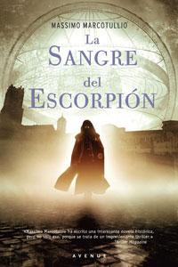 Libro LA SANGRE DEL ESCORPION
