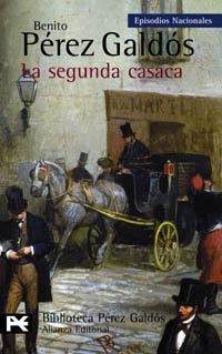 Libro LA SEGUNDA CASACA