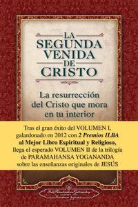 Libro LA SEGUNDA VENIDA DE CRISTO. VOLUMEN II