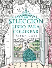 Libro LA SELECCION: LIBRO PARA COLOREAR