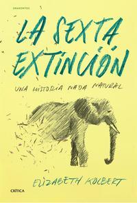 Libro LA SEXTA EXTINCION