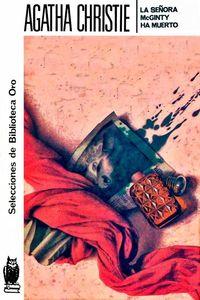 Libro LA SEÑORA MC GINTY HA MUERTO