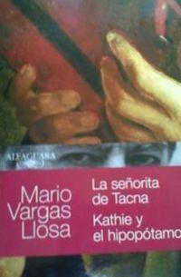 Libro LA SEÑORITA DE TACNA