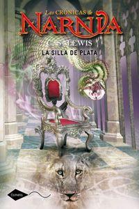 Libro LA SILLA DE PLATA (LAS CRÓNICAS DE NARNIA #4)