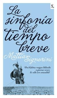 Libro LA SINFONIA DEL TIEMPO BREVE