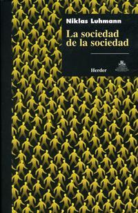 Libro LA SOCIEDAD DE LA SOCIEDAD