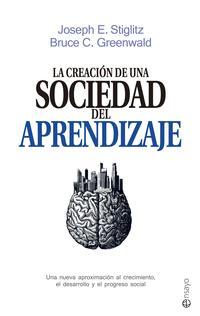 Libro LA SOCIEDAD DEL APRENDIZAJE