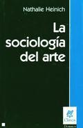Libro LA SOCIOLOGIA DEL ARTE