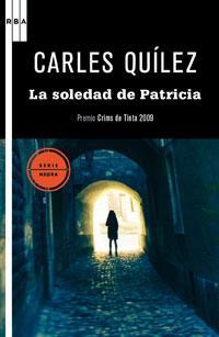 Libro LA SOLEDAD DE PATRICIA