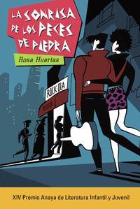 Libro LA SONRISA DE LOS PECES DE PIEDRA