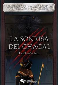 Libro LA SONRISA DEL CHACAL