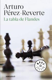 Libro LA TABLA DE FLANDES