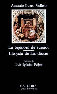 Libro LA TEJEDORA DE SUEÑOS. LLEGADA DE LOS DIOSES