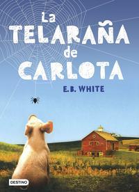Libro LA TELARAÑA DE CARLOTA
