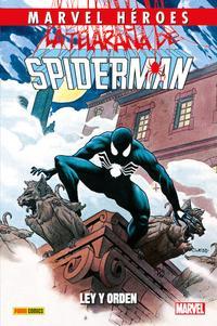 Libro LA TELARAÑA DE SPIDERMAN 1: LEY Y ORDEN
