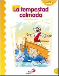 Libro LA TEMPESTAD CALMADA