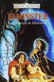 Libro LA TENTACION DE ELMINSTER