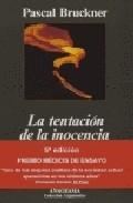 Libro LA TENTACION DE LA INOCENCIA