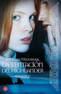 Libro LA TENTACION DEL HIGHLANDER