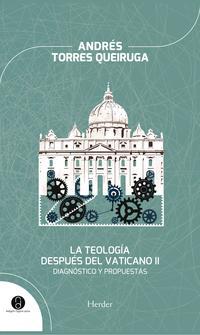 Libro LA TEOLOGÍA DESPUÉS DEL VATICANO II