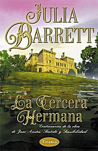Libro LA TERCERA HERMANA