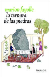 Libro LA TERNURA DE LAS PIEDRAS