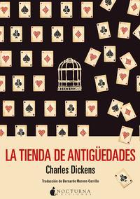 Libro LA TIENDA DE ANTIGÜEDADES