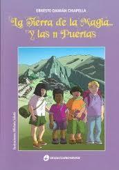 Libro LA TIERRA DE LA MAGIA Y LAS 11 PUERTAS