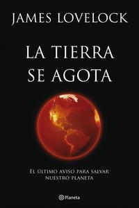 Libro LA TIERRA SE AGOTA