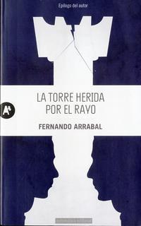 Libro LA TORRE HERIDA POR EL RAYO