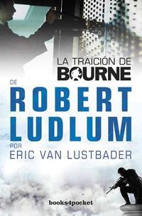 Libro LA TRAICION DE BOURNE