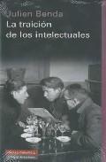 Libro LA TRAICION DE LOS INTELECTUALES