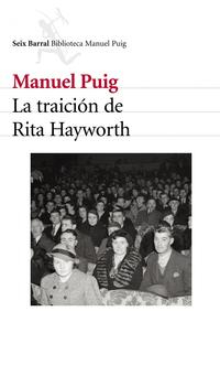 Libro LA TRAICION DE RITA HAYWORTH