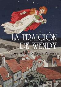 Libro LA TRAICION DE WENDY