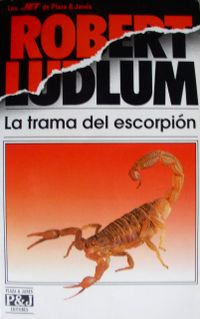 Libro LA TRAMA DEL ESCORPION