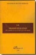 Libro LA TRANSEXUALIDAD