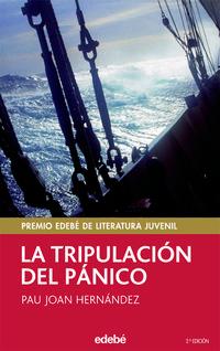 Libro LA TRIPULACION DEL PANICO
