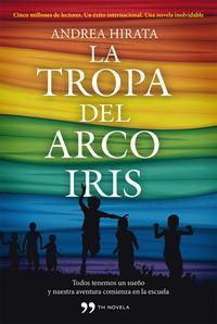 Libro LA TROPA DEL ARCO IRIS