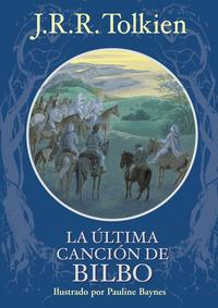 Libro LA ULTIMA CANCION DE BILBO