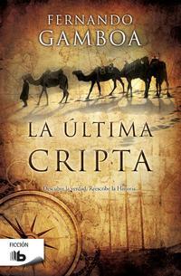 Libro LA ULTIMA CRIPTA