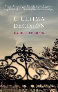 Libro LA ULTIMA DECISION