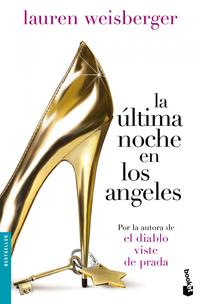 Libro LA ULTIMA NOCHE EN LOS ANGELES