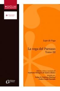 Libro LA VEGA DEL PARNASO TOMO III