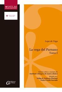 Libro LA VEGA DEL PARNASO. TOMO I