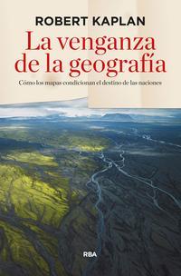 Libro LA VENGANZA DE LA GEOGRAFIA
