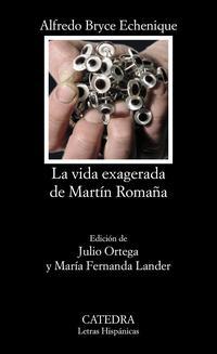 Libro LA VIDA EXAGERADA DE MARTIN ROMAÑA